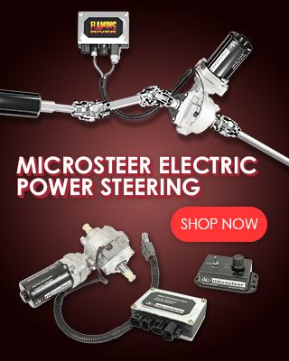 Microsteer Electric Power Steering